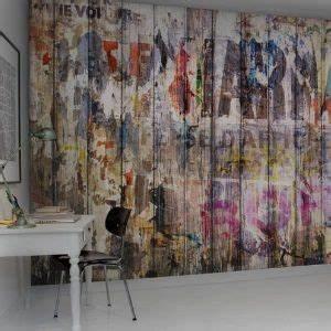 Papier Peint Ado : papier peint chambre ado murs papiers peints et ~ Dallasstarsshop.com Idées de Décoration