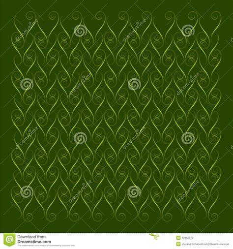 Elegant Green Background Texture Stock Photography Image