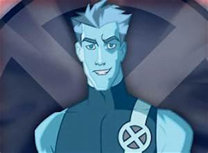 Image - W & X-men - Iceman.png - X-Men Evolution Wiki - Wikia