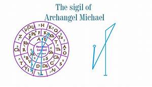 Sigil Of Archangel Michael - How To Create It - Spiritual ...