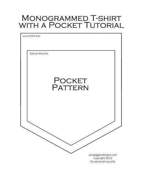 Tshirt Template For Logo Pocket t shirts design and chevron pocket on pinterest