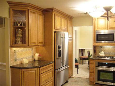 Oak Country Kitchens Others Beautiful Home Design