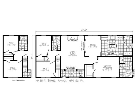 modern ranch house plans smalltowndjs com house plans ranch 7 unique ranch style home floor