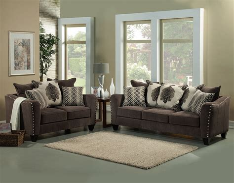 comfortable loveseat modern comfortable charcoal grey soft fabric sofa