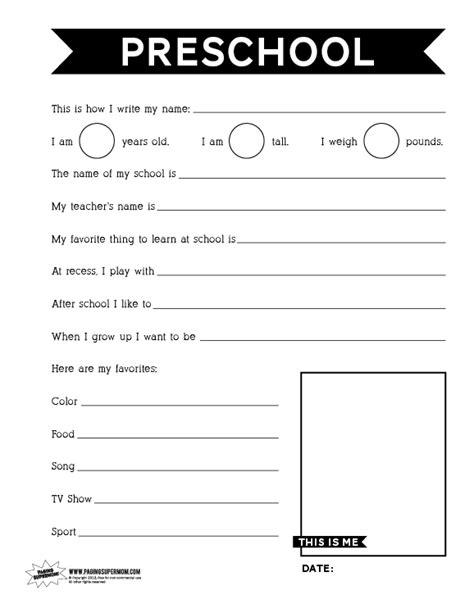 5 Best Images Of Preschool Back To School Printables  Printable Preschool Apple Worksheet, Back