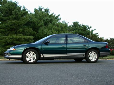1993 Dodge Intrepid by 1993 Dodge Intrepid Information And Photos Zombiedrive