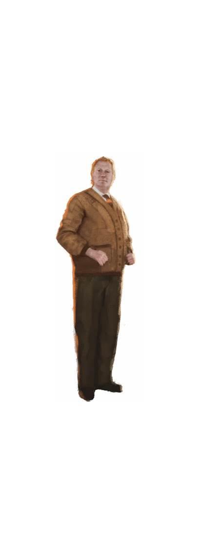 Weasley Arthur Wizards Unite Foundables Registry
