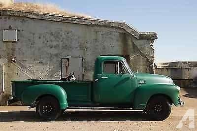 1954 Chevy 3600  1954 Chevrolet 3600 Model Classic Car In