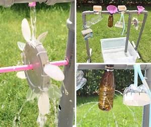 Wasserspiele Für Kinder : wasserspiel f r drau en wasserrad selber bauen paula p nktchen ~ Yasmunasinghe.com Haus und Dekorationen