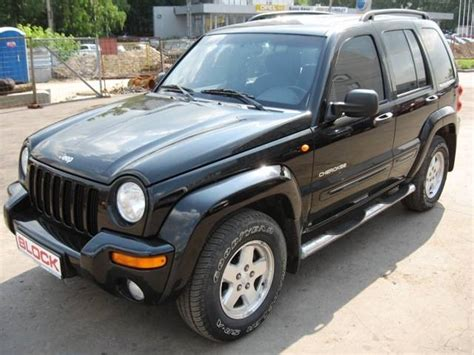 cherokee jeep 2003 2003 jeep cherokee for sale 2 8 diesel automatic for sale