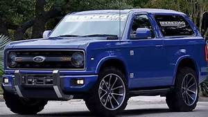 2020 Ford Bronco Concept - YouTube