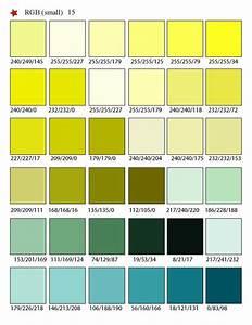 Printable Cmyk Color Chart Printable Rgb Color Palette Swatches Color Palette