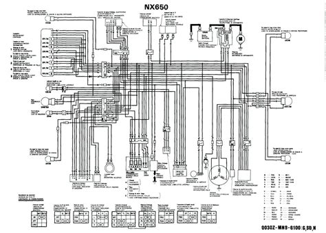 Honda Wiring Diagram The Electrical System