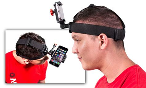 5 iphone head mounts for live streaming iphoneness