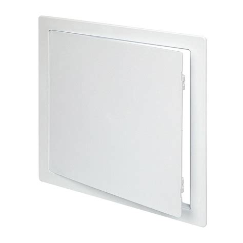 access door home depot acudor products 12 in x 12 in plastic wall or ceiling