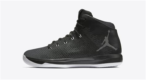 The Air Jordan Xxxi Black Cat Is Available Now Weartesters
