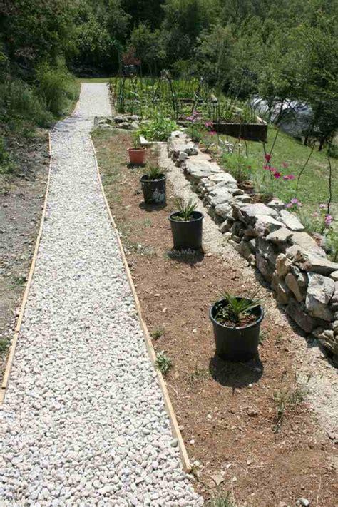 gravier blanc pour le jardin astuces et id 233 es d 233 co