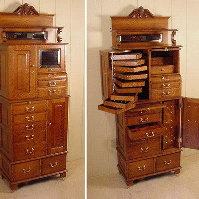 unusual vintage storage furniture dental cabinets core