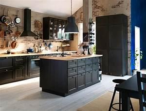 Cuisine moderne avec des idees de lile for Idee deco cuisine avec cuisine promotion