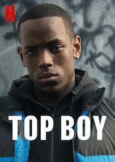 Top Boy Netflix tv-serie - OpNetflix.nl