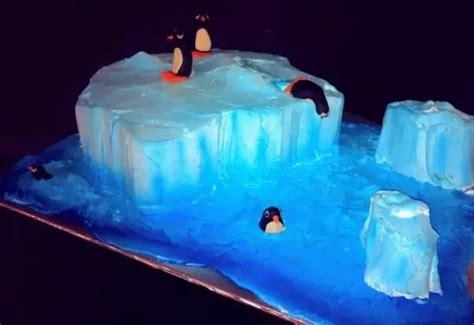 school project      iceberg
