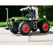 Lego Technic Claas Xerion  Flickr Photo Sharing
