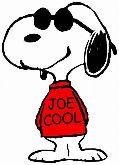Peanuts Snoopy Joe Cool Decal Cartoon Sticker