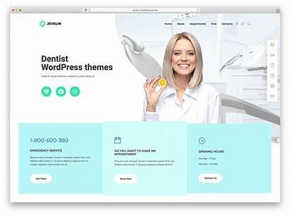 Dentist Wordpress Themes Clinic Simple Colorlib Theme