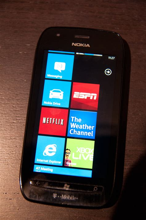 lumia 710 apps and preload nokia lumia 710 review t