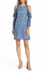 The best lace wedding guest dresses under 100 for fall 2017 for Lace dress for wedding guest