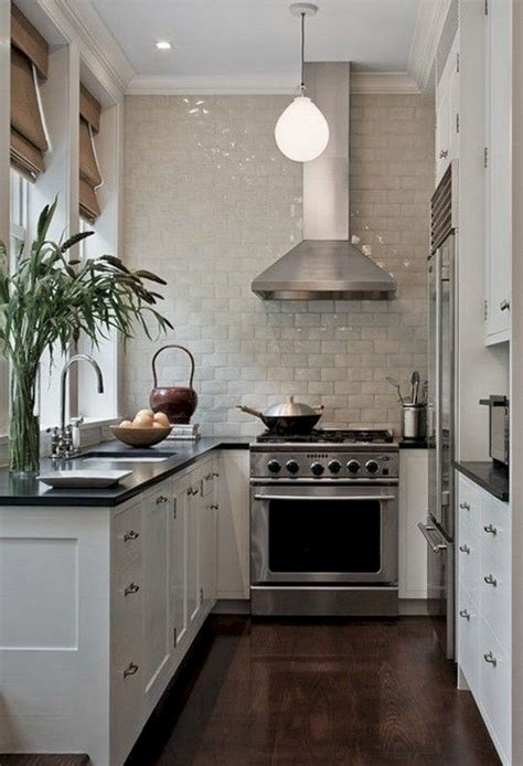 Marvelous Smart Small Kitchen Design Ideas No 56 Decoredo