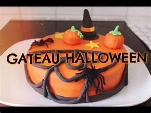 Gateau D Halloween : gateau d 39 halloween youtube ~ Melissatoandfro.com Idées de Décoration