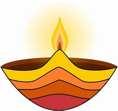 Diwali Diya Deepak Clipart Lamp Clip Cliparts
