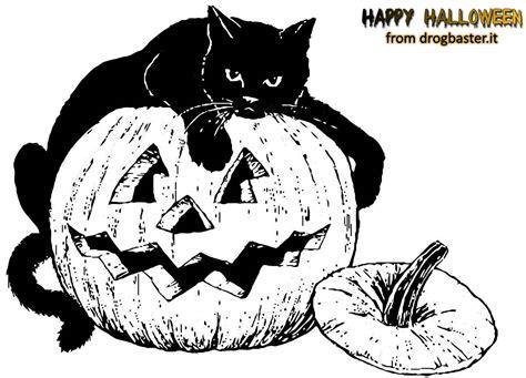 disegni halloween  bambini da stampare  colorare