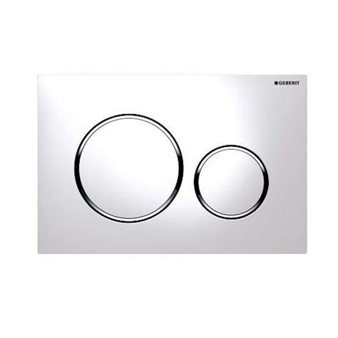 sigma 20 geberit geberit sigma20 dual flush plate uk bathrooms