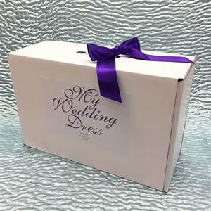 elodie personalised my wedding dress With wedding dress box