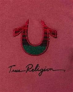 True Religion | True Religion T-Shirt Geo-Tribal Horseshoe ...