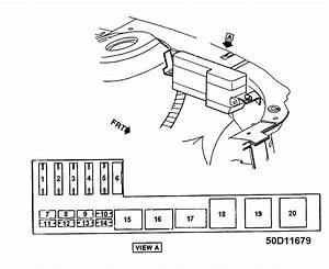 32 2000 Chevy Cavalier Fuse Box Diagram