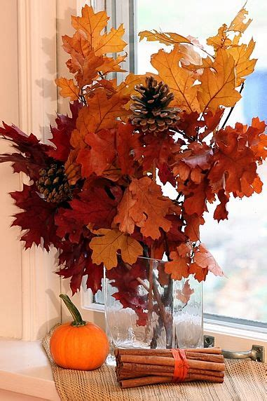 fall leaves decor easy fall decor