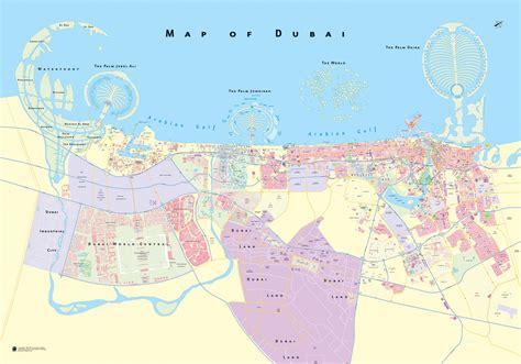 dubai route map route map dubai united arab emirates