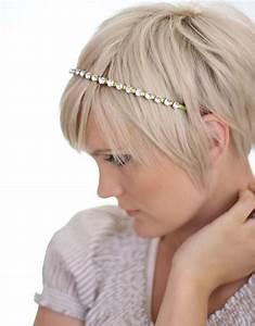 Accessoires Cheveux Courts : coiffures cheveux courts attach s ~ Preciouscoupons.com Idées de Décoration