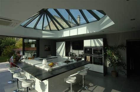 cuisine dans veranda photo une cuisine dans la véranda visitedeco