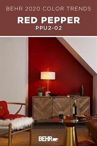 Pin, On, Behr, 2020, Color, Trends