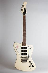 Gibson Firebird Iii Solid Body Electric Guitar  1967   Ser