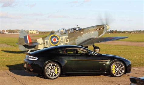 New Aston Martin Careers Off Runway Injuring Two People
