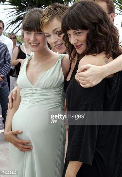 Italian Actresses Bianca Balti Stefania Rocca And Asia