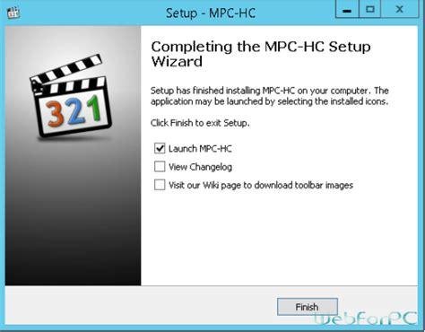 Media Player Classic Free Download Setup