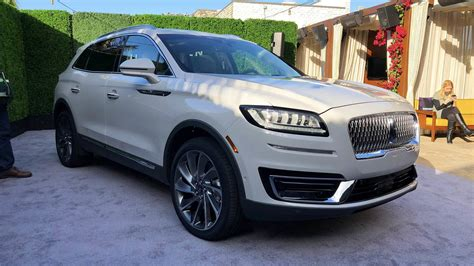 Vwvortexcom  2019 Lincoln Nautilus Is The Facelifted Mkx