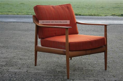 Sessel 50er 60er by Knoll Antimott Sessel Chair 50er 60er Jahre Mid Century