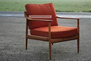 Möbel 60iger Jahre : knoll antimott sessel chair 50er 60er jahre mid century 1960 1969 bild sessel 50er pinterest ~ Sanjose-hotels-ca.com Haus und Dekorationen